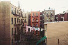 Brooklyn a la James Nord.