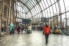 La gare avant renovation - Picture of Gare de Strasbourg - Tripadvisor Strasbourg, Train Station, Picture Photo, Trip Advisor, Louvre, Street View, Explore, Photo And Video, Pictures