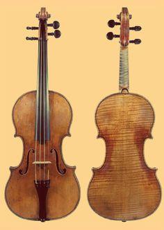 Antonio Stradivari (1644-1737) - *Strauss* - Cremona (1708)