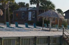Navarre Beach Campground Beach Front Cabins