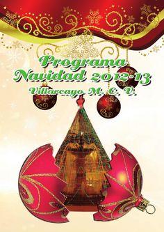 Programa Navideño 2012 de Villarcayo. #Merindades