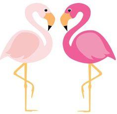elegant pink flamingo clip art binatang pinterest pink rh pinterest com flamingo clip art images flamingo clip art free