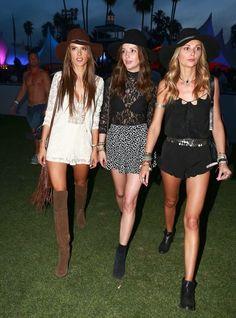 Look do Coachella para o Outono - Blog: http://caprichosdeayame.com/
