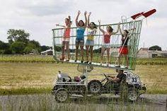 Že by nákupní košík na roční nákupy..:)