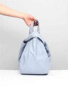 J.W. Anderson Grande Loop Bag - Baby Blue