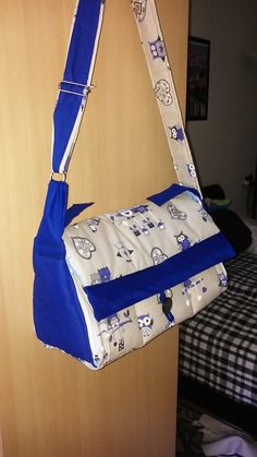 Baglyos Pelenkázó Táska (Somvarianya) - Meska.hu Shoulder Bag, Bags, Handbags, Shoulder Bags, Bag, Totes, Hand Bags