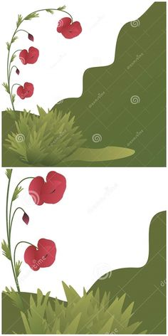 Illustration about Green card with poppy flowers and grass. Illustration of bent, card, elegant - 52856535 Poppy Flowers, Vector Art, Poppies, Grass, Illustration Art, Gift Packaging, Holiday, Gift Cards, Beautiful