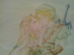 Zelda y Link. Por todo lo que has hecho por mi, gracias.