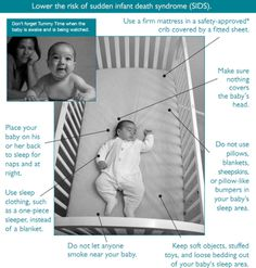 SIDS overview. Covers basics of Sudden Infant Death Syndrome and preventive measures.