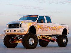 Custom Lifted Trucks, Ford Pickup Trucks, Ford 4x4, Lifted Ford Trucks, Jeep 4x4, 4x4 Trucks, Diesel Trucks, Cool Trucks, Chevy Trucks
