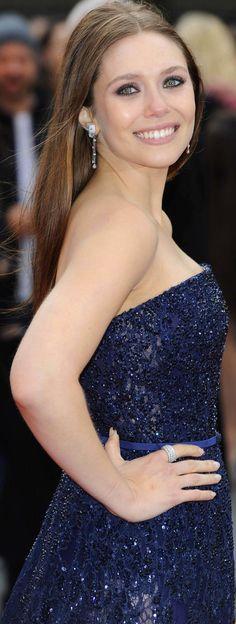 Mega Star Elizabeth Olsen