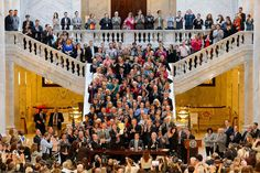 'Milestone': Herbert signs LGBT nondiscrimination, religious freedom protections bill (video) | The Salt Lake Tribune