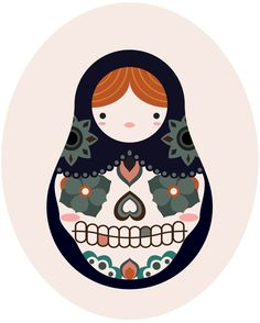 Matryoshka - James Jeffers www.matrioskas.es
