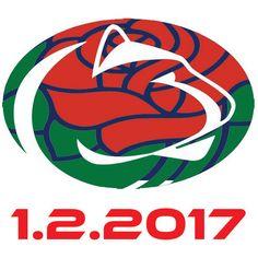 PENN STATE 2017 ROSE BOWL METAL FRIDGE MAGNET #0257 #OleMissRebels