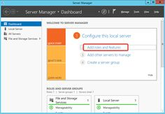 Windows Server 2012 R2 AD LDS