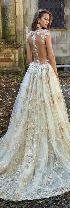 Wedding Dress by Galia Lahav 2017 Bridal Collection – Le Secret Royal II