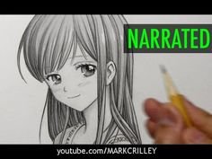 How to Draw Hair: Structure and Shading