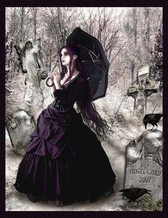 Victorian Goth Dark gothic art Gothic fantasy art Gothic images