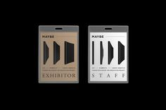 MAYBE - Visual identity on Behance
