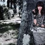 Chanel  Season: Spring Summer 2011  Models: Freja Beha Erichsen, Stella Tennant, Baptiste Giabiconi, Ines de la Fressange  Photographer: Karl Lagerfeld
