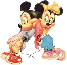 9/10 Russi Taylor (the voice of Minnie Mouse) was married to Wayne Allwine (the voice of Mickey Mouse)!