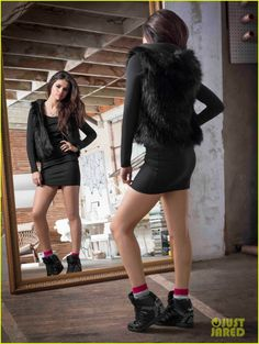 Selena Gomez: adidas NEO's Winter 2013 Campaign Images | selena gomez adidas neo images 05 - Photo