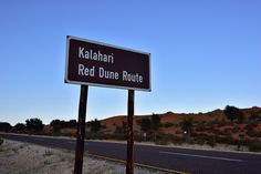 Kgalagadi Transfrontier Park Gate, Red Dune Route, Northern Cape, South Africa | by South African Tourism