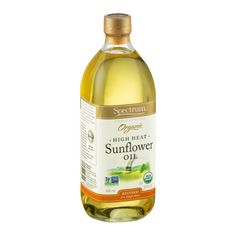 I'm learning all about Spectrum Organic High Heat Sunflower Oil at @Influenster!