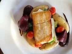 Halibut never tasted better! Tofino, British Columbia , Long Beach Lodge Resort