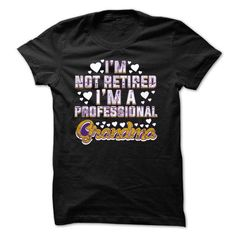 Are You A Professional Grandma - #shirt pattern #muscle tee. MORE ITEMS => https://www.sunfrog.com/LifeStyle/Are-You-A-Professional-Grandma.html?68278