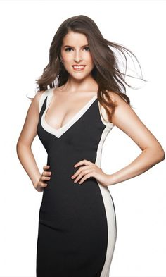 Smile, Anna Kendrick, famous celebrity, 480x800 wallpaper
