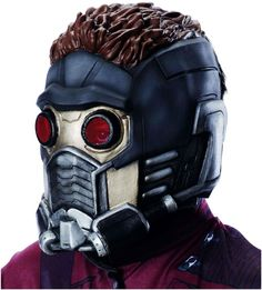 #Trendy Halloween - #Rubies Star-Lord 3/4 Child Mask - AdoreWe.com