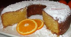 Κέικ με ολόκληρο πορτοκάλι- από τα ωραιότερα !!! -idiva.gr