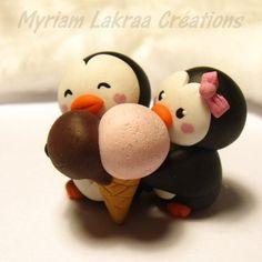 pingouins gourmands