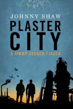 Plaster City by Johnny Shaw.  Click the cover image to check out or request the suspense and thrillers kindle.