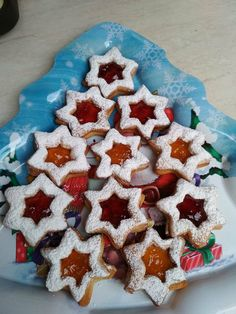 Gingerbread Cookies, Christmas Cookies, Xmas Food, Greek Recipes, Biscotti, Waffles, Deserts, Good Food, Food And Drink