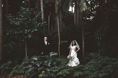 Melbourne Royal Botanic Garden Wedding