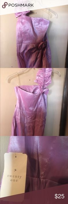 Forever 21 Large dress. NWT Forever 21 purple/pink dress. Size Large. NWT Forever 21 Dresses Mini