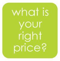 small biz tips on setting price etc. Excellent!