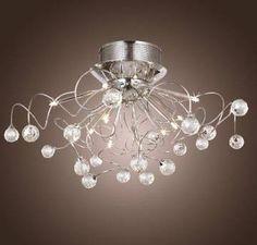 alfred crystal chandelier