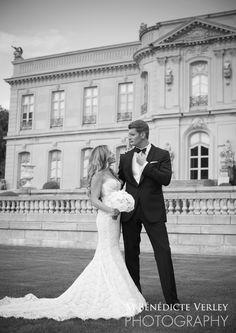 Couple formals at The Elms Newport RI