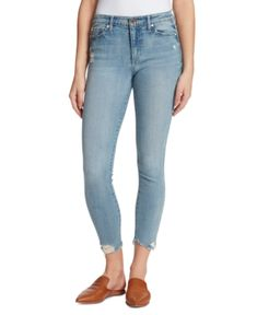 Ella Moss Mr Skinny Ripped Jeans In Daydreamin Ella Moss, Juniors Jeans, Light Wash Jeans, Ripped Skinny Jeans, Junior Outfits, Jeans Style, Plus Size Women, Active Wear, Casual