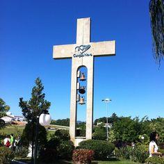 Comunidade Canção Nova em Cachoeira Paulista, SP