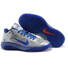 353a35555a4 Nike Zoom Hyperfuse Low 2010 All Star Pack Metallic Silver Drenc Sport Nike  Free Shoes