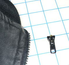 Will Sew 4 Food: How To Replace A Broken/Missing Jacket Zipper Pull
