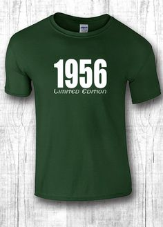 59th birthday gift t shirts 1956 shirts  59th by FourSeasonsTshirt