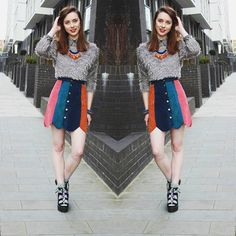 Check out this ASOS look http://www.asos.com/discover/as-seen-on-me/style-products/?ctaref=240357