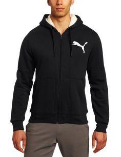 476d64cd214 PUMA Men's Hooded Sherpa Hoodie « Clothing Impulse Ropa Puma, Estilo De  Hombre, Accesorios