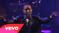 John Legend - Made To Love (Live on Letterman)