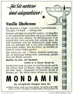 Original-Werbung/ Anzeige 1957 - MONDAMIN - ca. 80 x 110 mm